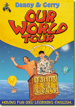 Danny & Gerry - Our World Tour (click for more info) (49984 Bytes)